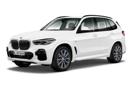 Lease BMW X5 car leasing