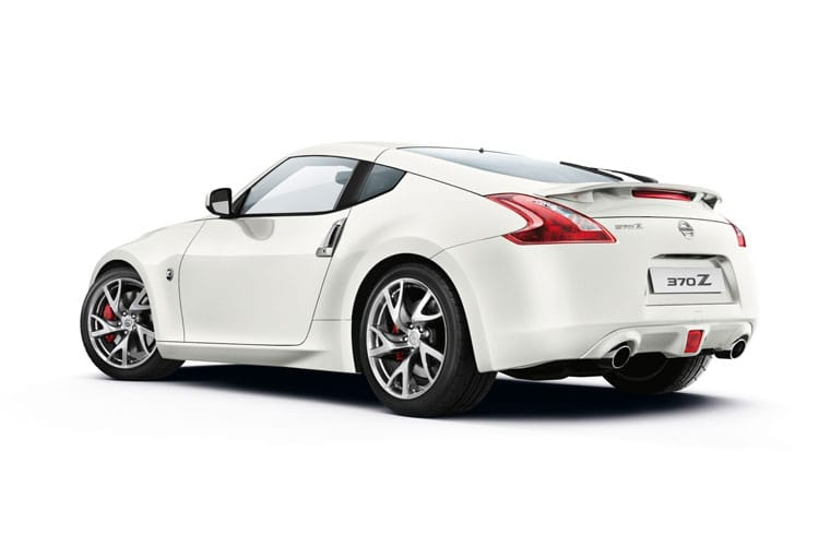Nissan 370Z Coupe 3Dr 3.7 V6 328PS GT 3Dr Auto [50th Anniversary] back view