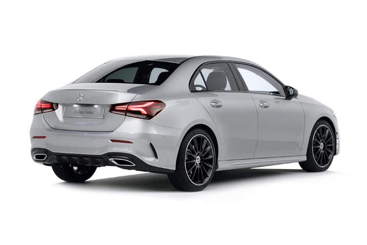 Mercedes-Benz A Class A250 Saloon 4Dr 2.0  224PS AMG Line Premium 4Dr 7G-DCT [Start Stop] back view