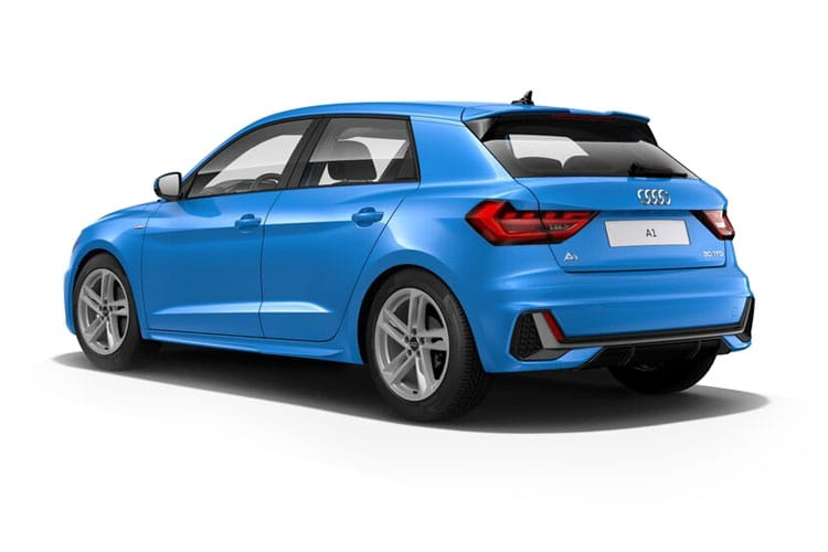 Audi A1 35 Citycarver 5Dr 1.5 TFSI 150PS  5Dr Manual [Start Stop] [Technology] back view