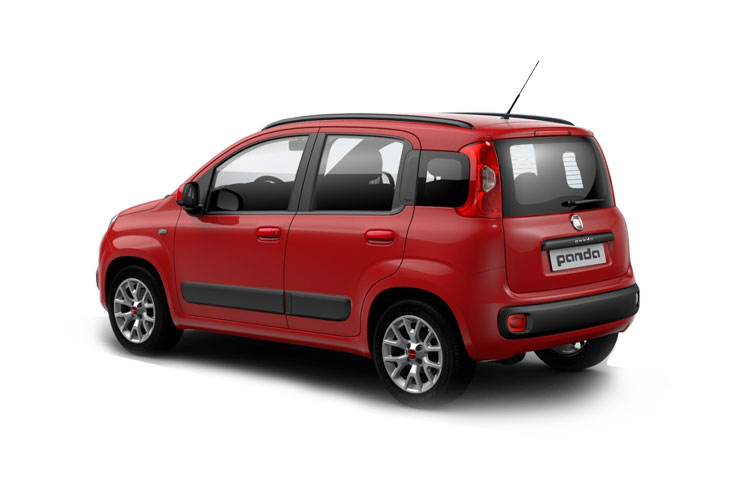 Fiat Panda Hatch 5Dr 1.0 MHEV 70PS City Life 5Dr Manual [Start Stop] back view