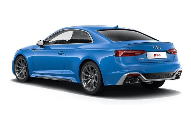 Audi A5 35 Coupe 2Dr 2.0 TFSI 150PS Sport 2Dr S Tronic [Start Stop] [Technology] back view