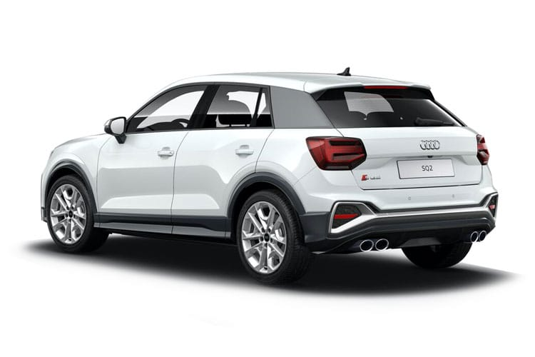 Audi Q2 30 SUV 5Dr 1.0 TFSI 116PS S line 5Dr Manual [Start Stop] back view
