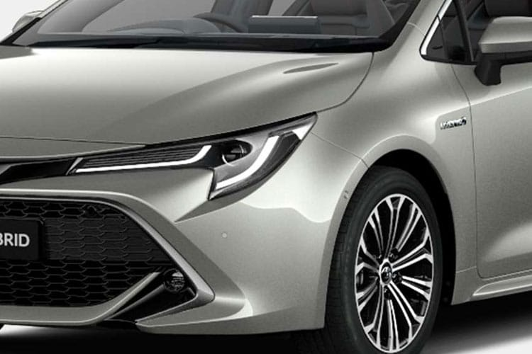 Toyota Corolla Touring Sports 2.0 VVT-h 184PS Design 5Dr CVT [Start Stop] [Pan Roof] detail view