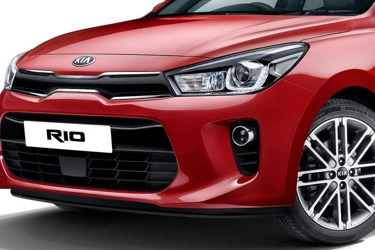 Kia Rio Hatch 5Dr 1.0 T-GDi MHEV 118PS 3 5Dr Manual [Start Stop] detail view