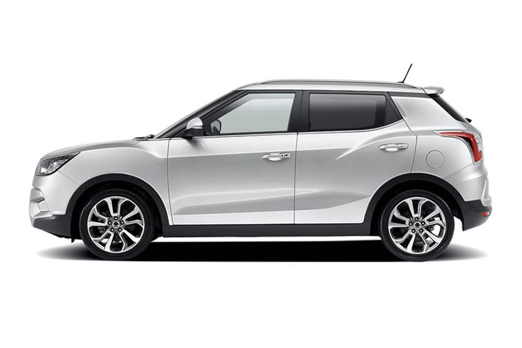 Ssangyong Tivoli SUV 5Dr 1.5 P 163PS Ultimate 5Dr Manual [Start Stop] detail view