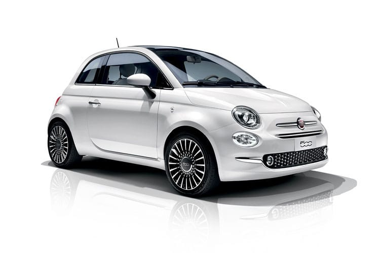 Fiat 500 Hatch 3Dr 1.0 MHEV 70PS Dolcevita 3Dr Manual [Start Stop] front view