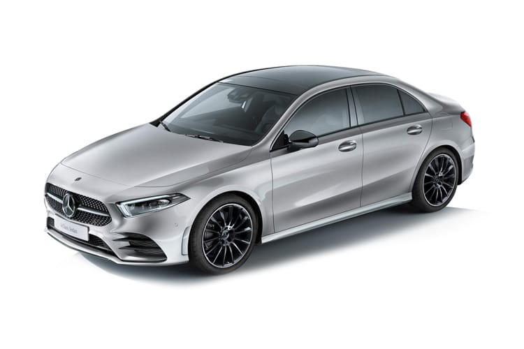 Mercedes-Benz A Class A250 Saloon 4Dr 2.0  224PS AMG Line Premium 4Dr 7G-DCT [Start Stop] front view