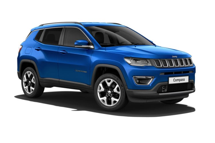 Jeep Compass SUV FWD 1.4 T MultiAirII 140PS Night Eagle 5Dr Manual [Start Stop] front view