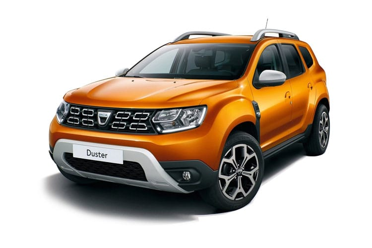 Dacia Duster SUV 2wd 1.5 Blue dCi 115PS Prestige 5Dr Manual [Start Stop] front view