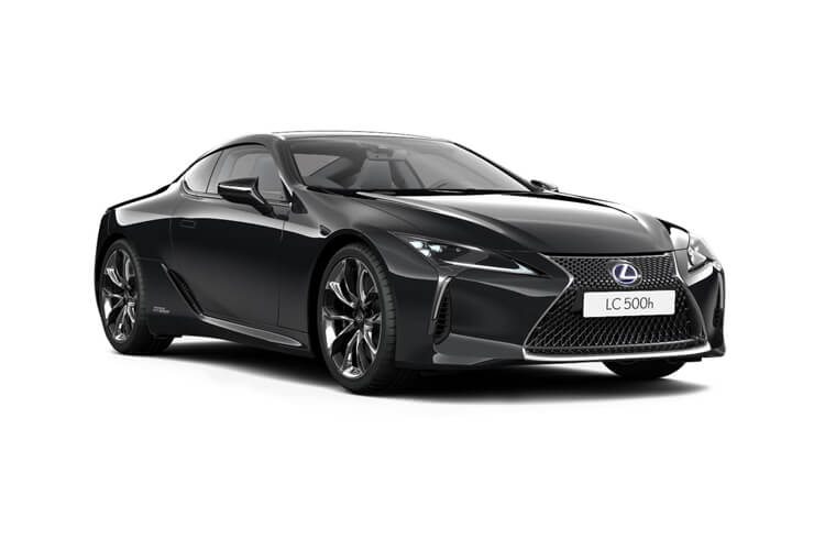 Lexus LC 500 Coupe 3.5 h V6 359PS Sport Plus 2Dr E-CVT [Start Stop] [Levinson] front view