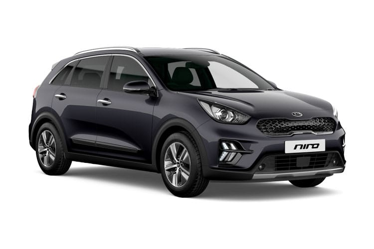 Kia Niro SUV 5Dr 1.6 h GDi 139PS 3 5Dr DCT [Start Stop] front view