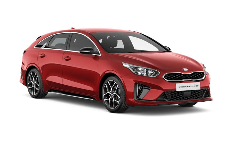 Kia Ceed Sportswagon 5Dr 1.6 CRDi MHEV 134PS 2 5Dr Manual [Start Stop] front view