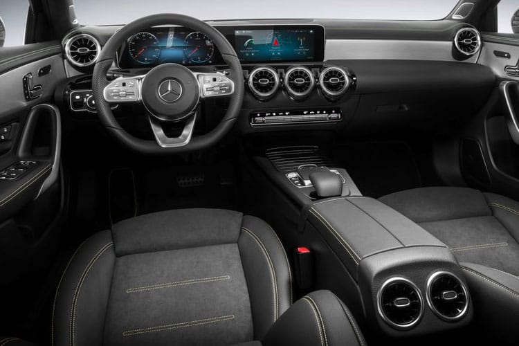 Mercedes-Benz A Class AMG A35 Hatch 5Dr 4MATIC 2.0  306PS AMG Premium Plus 5Dr 7G-DCT [Start Stop] inside view