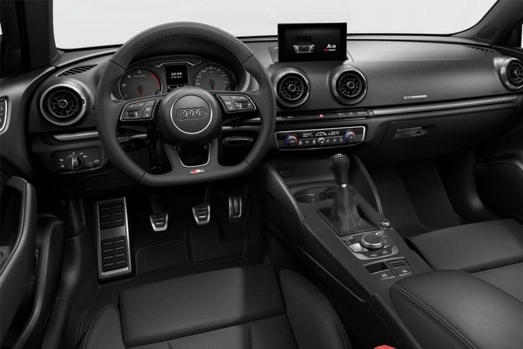 Audi A3 30 Saloon 4Dr 1.0 TFSI 116PS Sport 4Dr Manual [Start Stop] [Technology] inside view