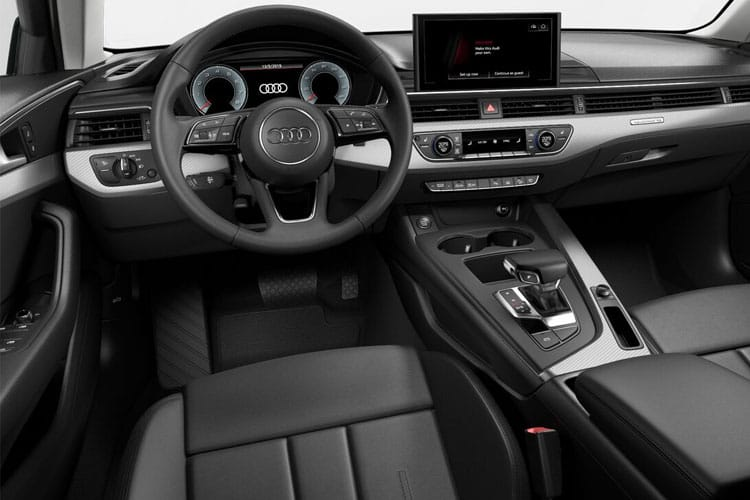 Audi A4 40 Avant 5Dr 2.0 TFSI 190PS Sport 5Dr S Tronic [Start Stop] inside view