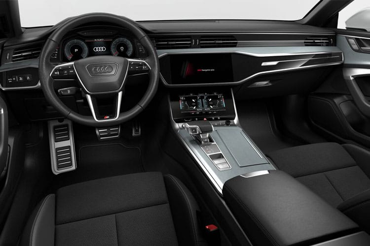 Audi A7 50 Sportback quattro 5Dr 3.0 TDI V6 286PS Black Edition 5Dr Tiptronic [Start Stop] [Comfort Sound] inside view