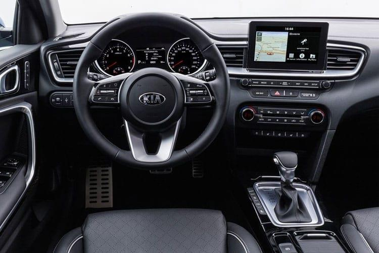 Kia Ceed Hatch 5Dr 1.6 CRDi MHEV 134PS 2 5Dr Manual [Start Stop] inside view
