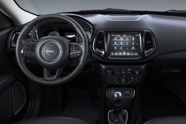 Jeep Compass SUV FWD 1.4 T MultiAirII 140PS Night Eagle 5Dr Manual [Start Stop] inside view