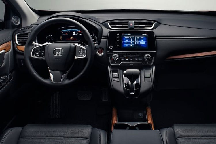 Honda CR-V SUV 2.0 h i-MMD 184PS SE 5Dr eCVT [Start Stop] inside view
