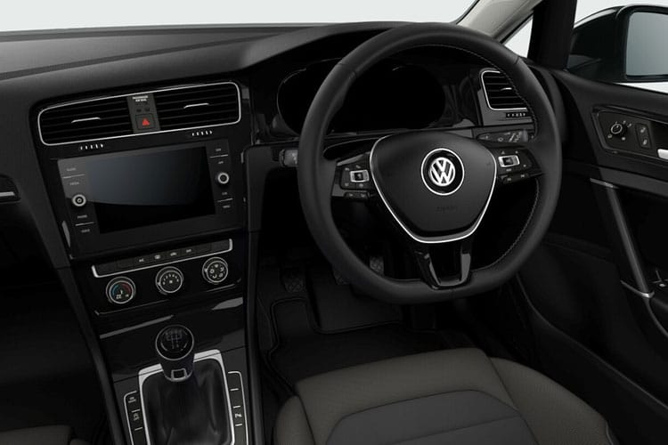 Volkswagen Golf Hatch 5Dr 1.5 TSI 150PS Style 5Dr Manual [Start Stop] inside view
