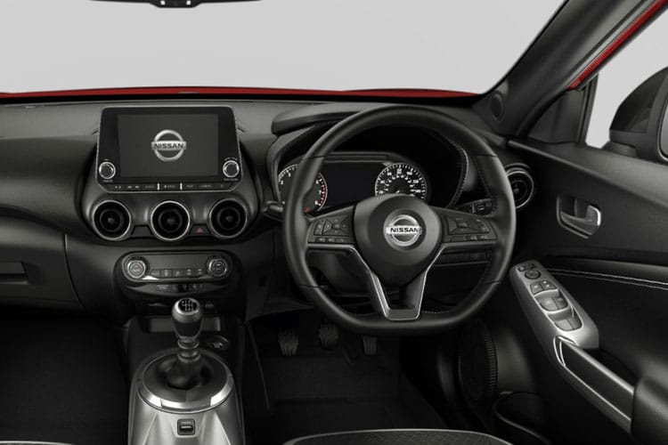 Nissan Juke SUV 1.0 DIG-T 114PS Tekna+ 5Dr Manual [Start Stop] inside view