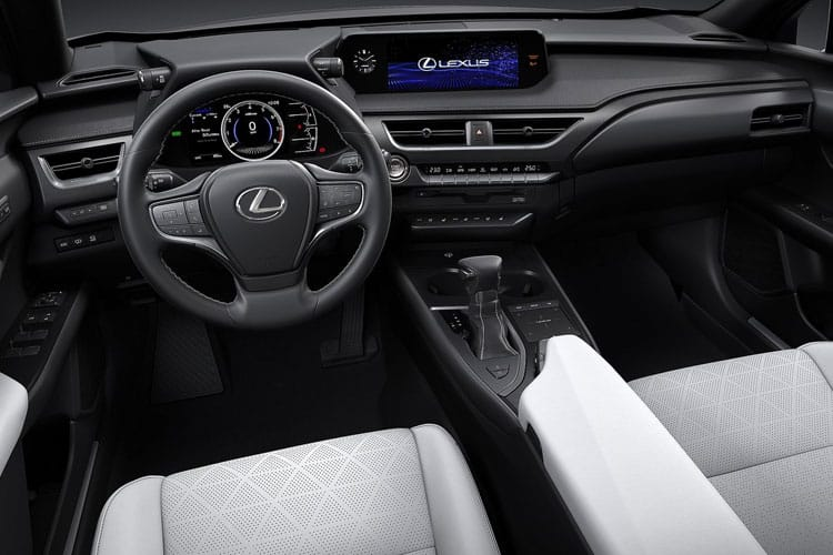 Lexus UX 250h SUV 2.0 h 184PS UX 5Dr E-CVT [Start Stop] [Prem 17in Alloy without Nav] inside view