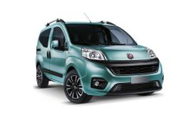 Fiat Qubo MPV car leasing